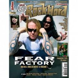 Couverture du Rock Hard n°95
