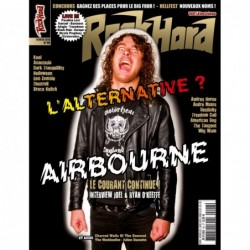 Couverture du Rock Hard n°96