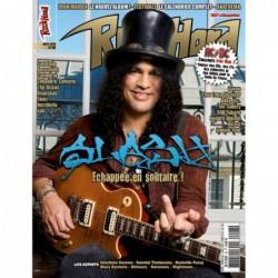 Couverture du Rock Hard n°98