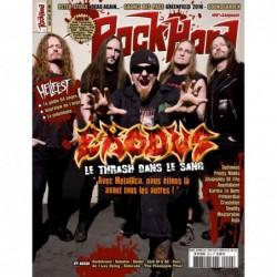 Couverture du Rock Hard n°99