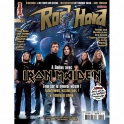 Couverture du Rock Hard n°101