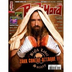 Couverture du Rock Hard n°102