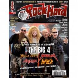 Couverture du Rock Hard n°103