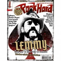 Couverture du Rock Hard n°104