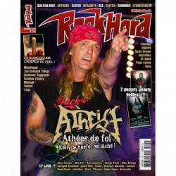 Couverture du Rock Hard n°105