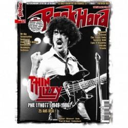 Couverture du Rock Hard n°106