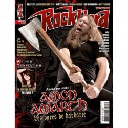 Couverture du Rock Hard n°107