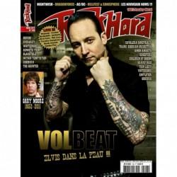 Couverture du Rock Hard n°108