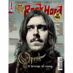 Couverture du Rock Hard n°112
