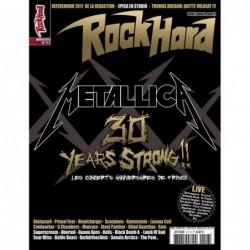 Couverture du Rock Hard n°117