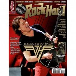 Couverture du Rock Hard n°119