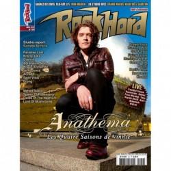 Couverture du Rock Hard n°120