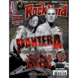 Couverture du Rock Hard n°121