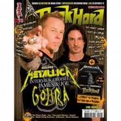 Couverture du Rock Hard n°122