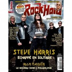 Couverture du Rock Hard n°124