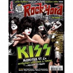 Couverture du Rock Hard n°125