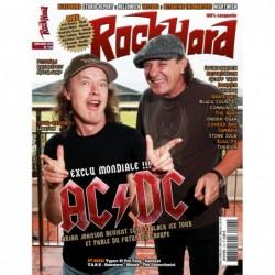 Couverture du Rock Hard n°126