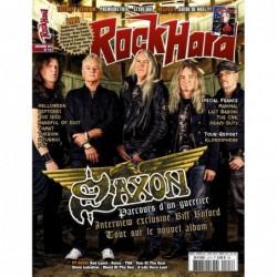 Couverture du Rock Hard n°127