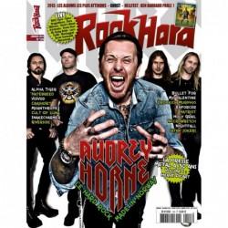 Couverture du Rock Hard n°128