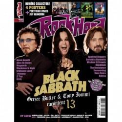 Couverture du Rock Hard n°133