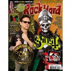 Couverture du Rock Hard n°134