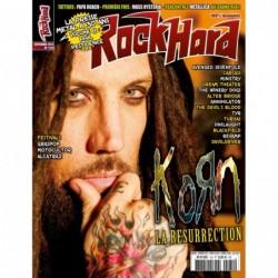 Couverture du Rock Hard n°135