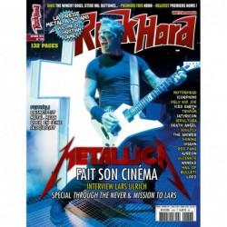 Couverture du Rock Hard n°136