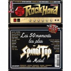 Couverture du Rock Hard n°137