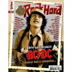 Couverture du Rock Hard n°139