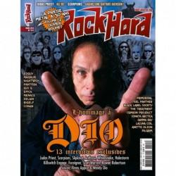 Couverture du Rock Hard n°141
