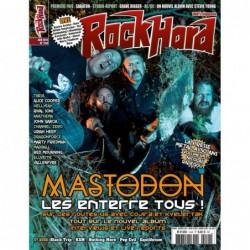 Couverture du Rock Hard n°144