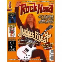 Couverture du Rock Hard n°145