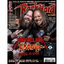 Couverture du Rock Hard n°150