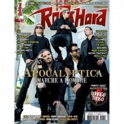Couverture du Rock Hard n°153