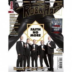 Couverture du Rock Hard n°154