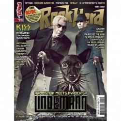 Couverture du Rock Hard n°155