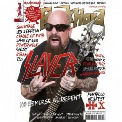Couverture du Rock Hard n°156