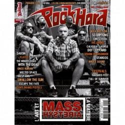 Couverture du Rock Hard n°159