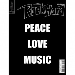 Couverture du Rock Hard n°160