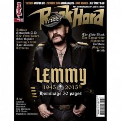 Couverture du Rock Hard n°162