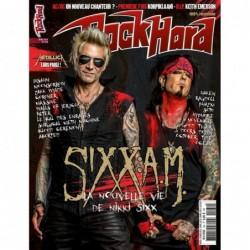 Couverture du Rock Hard n°164