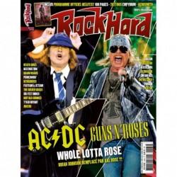 Couverture du Rock Hard n°165