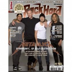 Couverture du Rock Hard n°170
