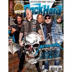 Couverture du Rock Hard n°171