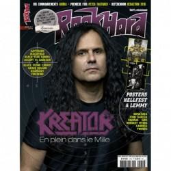 Couverture du Rock Hard n°172
