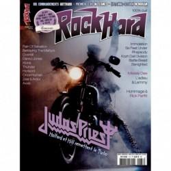 Couverture du Rock Hard n°173