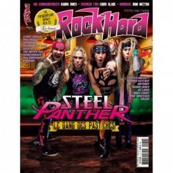Couverture du Rock Hard n°174