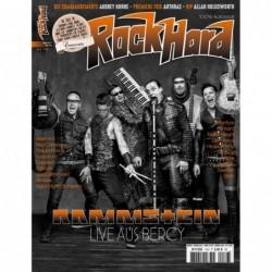 Couverture du Rock Hard n°176