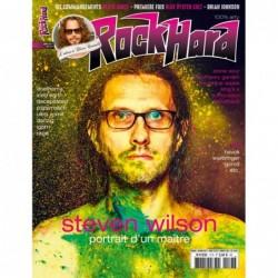 Couverture du Rock Hard n°177