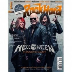 Couverture du Rock Hard n°180